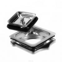 Адаптер для измельчителя пищевых отходов квадратный